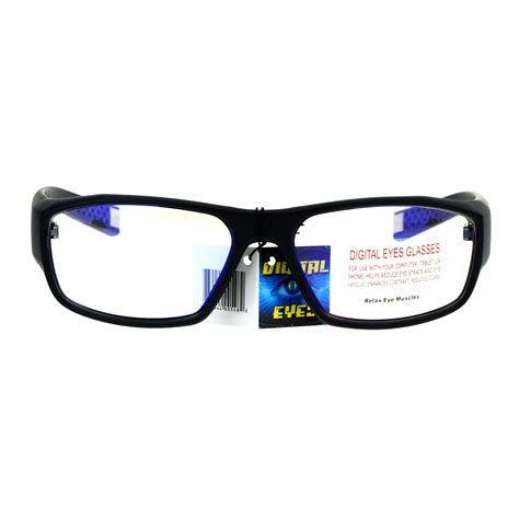 glasses to protect from blue light mens vision protection blue light blocking computer glasses