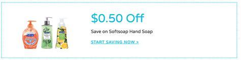 Softsoap Printable Coupon