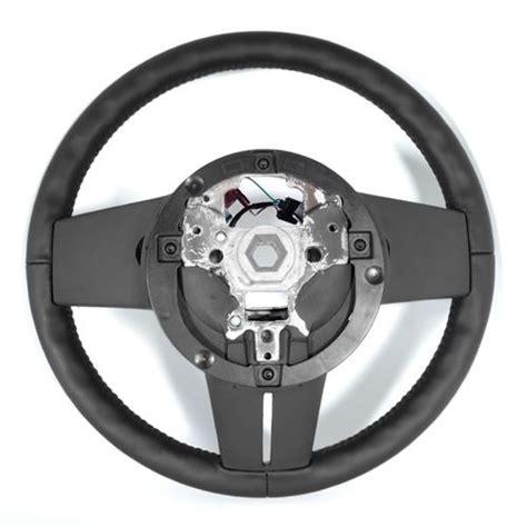 mustang gt steering wheel mustang leather steering wheel 05 09 gt r3z3600caa