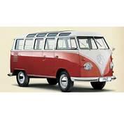 Der Volkswagen Bulli Verabschiedet Nach 63