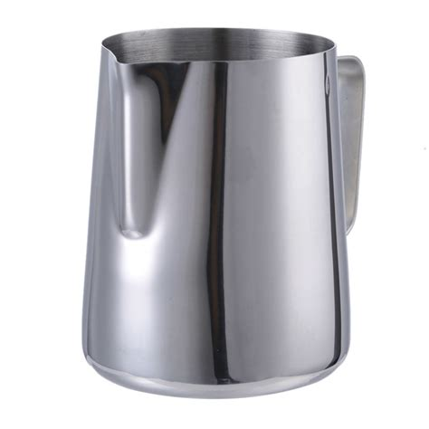 Promo Mokapot Stainless Steel 9cup Milkjug 350ml Milk Frother buy wholesale chocolate milk tea from china chocolate milk tea wholesalers aliexpress