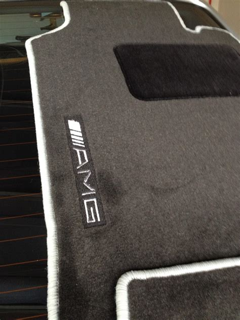 Amg Mats by Oem Floormats Mbworld Org Forums