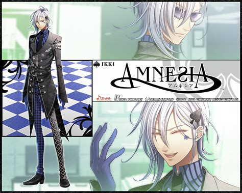 anime amnesia ikkyu amnesia アムネシア wallpaper 34416030 fanpop