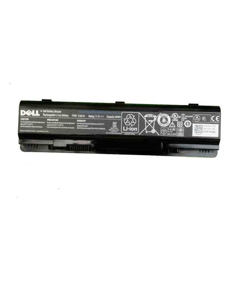 dell original laptop battery model f287h f286h for vostro