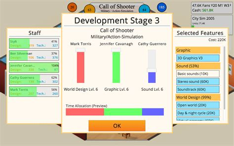 game dev tycoon slider percentage mod game dev tycoon review shallow yet satisfying the