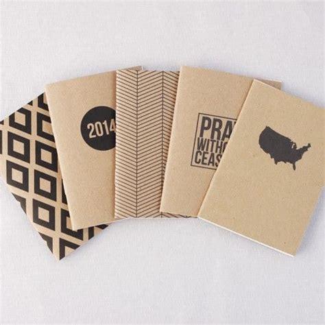 Handmade Notepads - 25 best ideas about handmade stationary on
