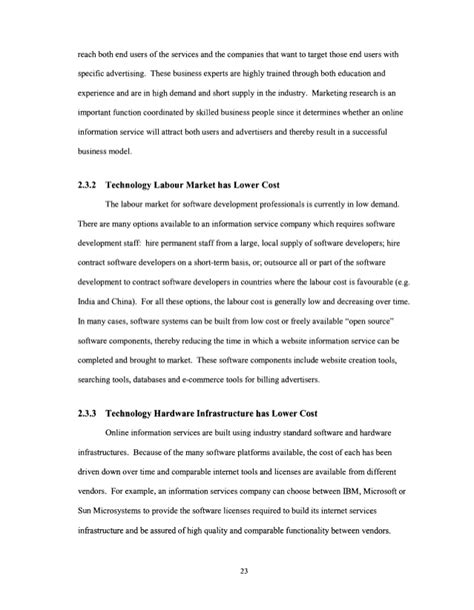 Sfu Mba Cost by Sfu Mba 2005 Thesis Analysis Advertising G Fawkes