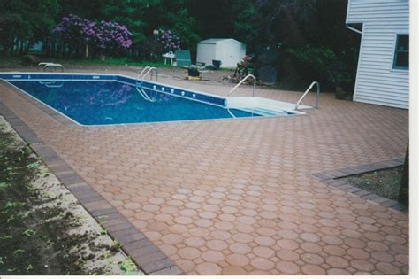 swimming pool pavers swimming pool pavers what you need to know concrete