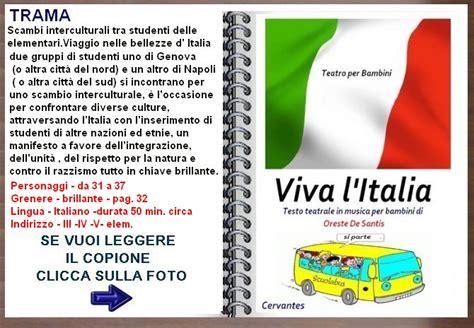 testi comici brevi copioni per bambini viva l italia testo teatrale in