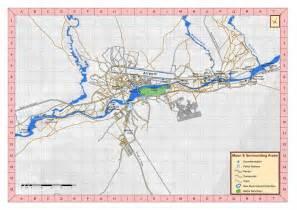 Maun map ngami data services