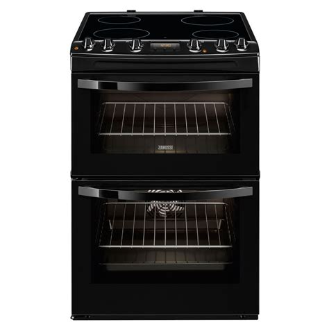 Dapur Gas Oven Zanussi zanussi zcv66330ba electric cooker review housekeeping institute