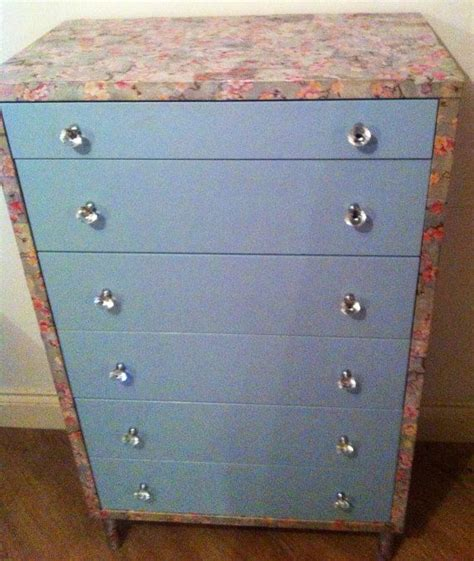 decoupage chest of drawers decoupage chest of drawers chest of drawers decoupage