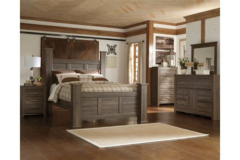 house of bedrooms juararo bedroom set queen by ashley furniture house of