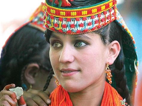 Kalash people marriage