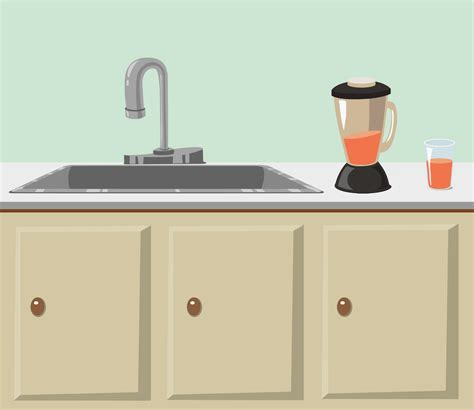 kitchen sink and counter clipart kitchen counter and sink from glitch