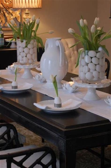 easter tablescape asian dining room benjamin