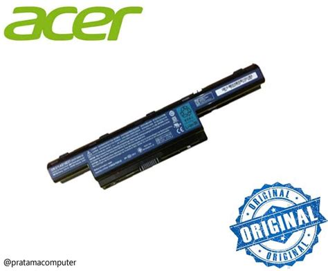 Acer 4741 Original Battery Laptop by Jual Original Baterai Battre Battery Laptop Acer Aspire
