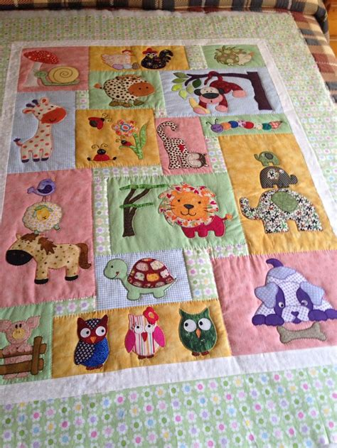 Patchwork Baby Quilt Patterns - 121 best patchwork baby quilt images on baby