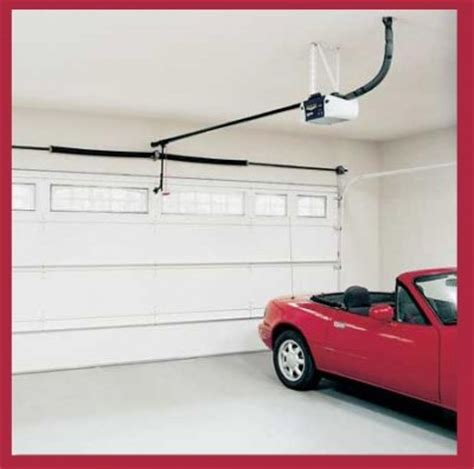 Garage Door Opener Installation How To Install A Garage Door Opener
