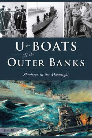 u boat books u boats off the outer banks shadows in the moonlight by