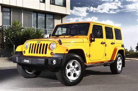 Jeep Uconnect Australia Jeep Australia Adds Wrangler Overland To 2013 Line Up
