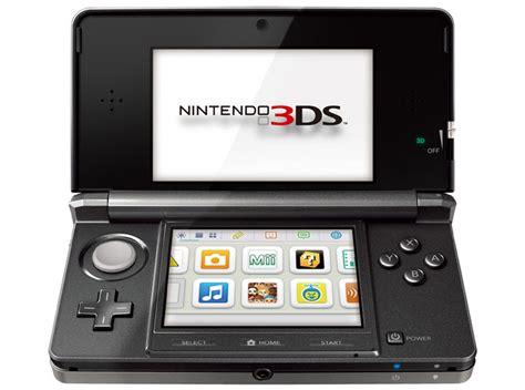 ds 3d console nintendo 3ds