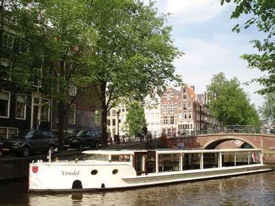 boat hire amsterdam prices rent 60 persons city tender vondel via rent a boat amsterdam