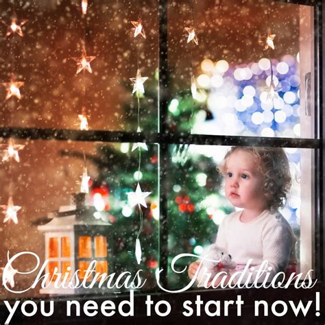 christmas is sorted now start 5 christmas traditions you need to start now mum in the