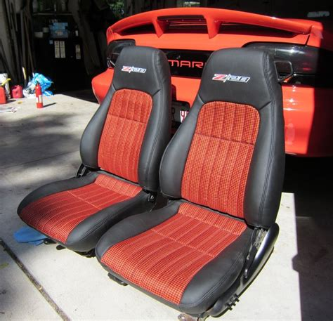 Camaro Upholstery by Image Gallery Camaro Seats
