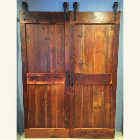 Barn Door Furniture Ranch Style Barn Door Furniture From The Barn