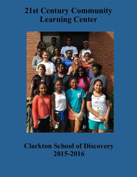 21st century yokel books 21st century community learning center book 633413