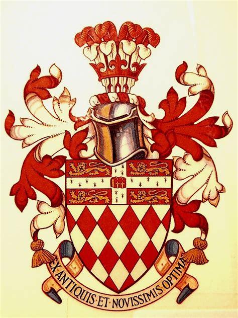 fitzwilliam college boat club our coat of arms fitzwilliam college mcr