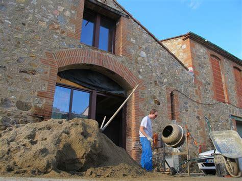 Grange Renovation by Week End 45 Chape Psd Enduit Chaux Chanvre Et Cloisons