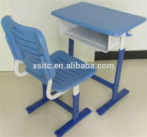 Play School Desk And Chair by New Style Abs Plastic Material School Furniture In School