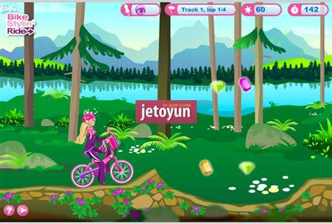 barbie bisiklet sueruesue oyunu oyna barbie oyunlari