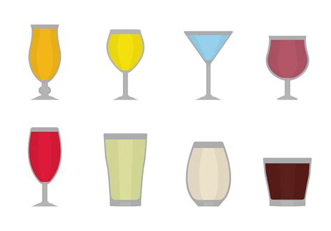 cocktail icon vector drinks vector icon download free vector art stock
