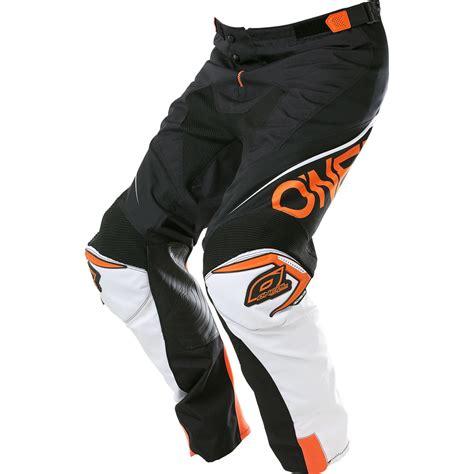 one motocross gear 100 one motocross gear o u0027neal element black