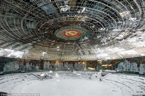 soviet ghosts the soviet former soviet union s abandoned barracks cinemas and fighter jet graveyards daily mail online