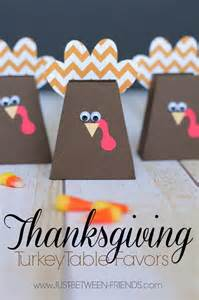 Thanksgiving Table Favors Thanksgiving Centerpieces And Turkey Favors Just Between Friends