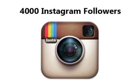 ebay instagram 4000 high quality instagram followers cool things for