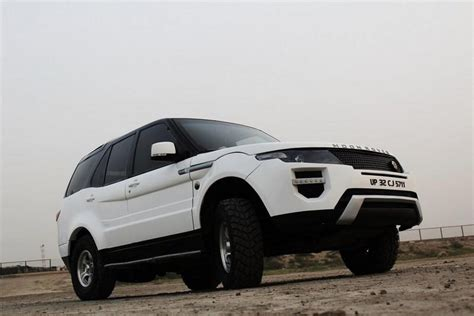 land rover tata tata 4x4 gets the evoque treatment autoevolution