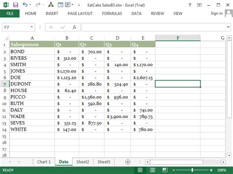 tutorial in excel 2013 microsoft excel 2013 tutorial new featrues excel 2013