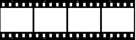 free film strip border template clipart best