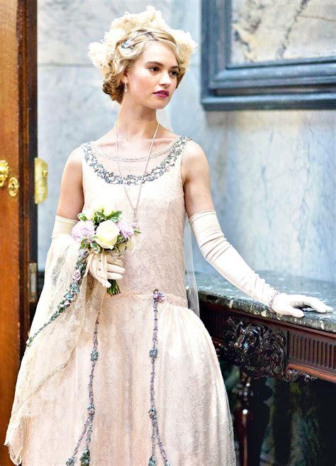 The Delicous Frocks Of Lanvin by Happy Downton Season 4 Premiere Day A Fashion Peek