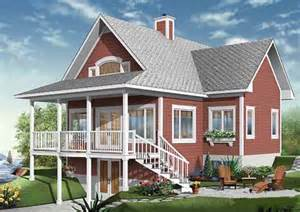 2 Story Beach House Plans Beach Style House Plans 2048 Square Foot Home 2 Story