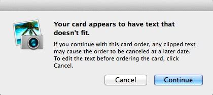You Accidentally Order Something Out Of Your Comfort Zone Now What by How To Create Greeting Cards With Iphoto