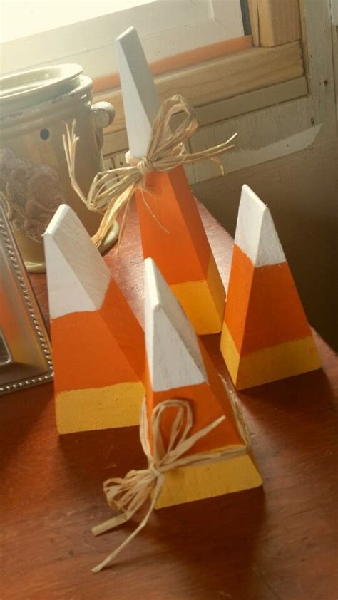 candy corn wood craft wood crafting woodworking