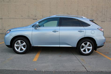 blue lexus 2012 lexus rx350 awd ultra premium park assist