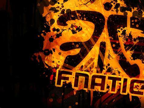 team fnatic cs go hd logo counterstrike arena fnatic wallpapers