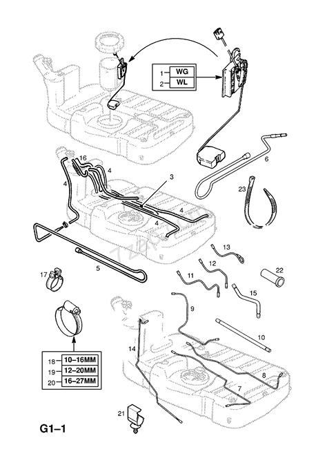 Car Fuel Tank Diagram   My Wiring DIagram